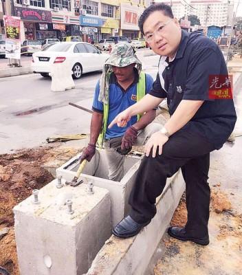 陈诠峰评槟火箭政府亡羊补牢救豆腐街灯。
