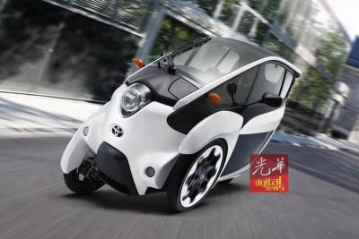 丰田I-Road三轮电动摩托车仍在日本进行测试上路的阶段,因此在大马不可能有商家已卖这款车。