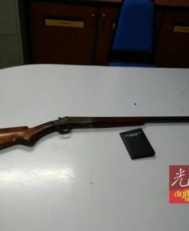 """吉北2宗枪击案都与""""爸爸的猎枪""""有关!"""
