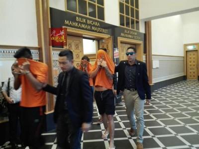 3称足球员涉嫌收贿操纵赛果,星期四于带上法庭申请延扣7上顶12天助查。