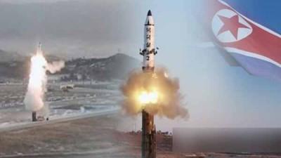 韩联社称,朝鲜周日试射导弹以失败告终。