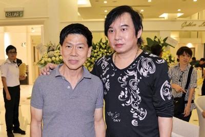 """唐尼与姚乙受访时称,如今""""四缺一"""",遗憾演唱会办不成了。"""