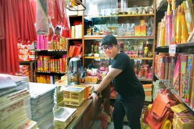 万家香贸易张家第三代接手祖业,还设立脸书网页作为行销。
