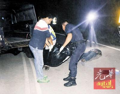 2号称嫌犯拒捕与派出所发生驳火,最后于公安部歼灭。