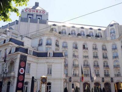 公主们事发时下榻的酒店。