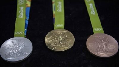 国际奥委会愿意更换或修理有问题的奖牌。