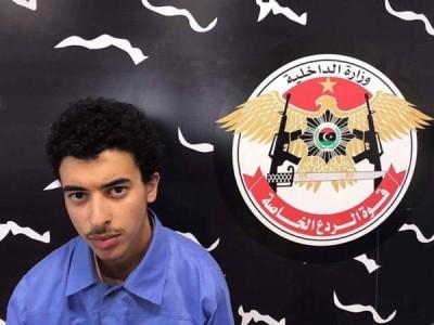 利比亚反恐部队发表哈希姆的一张照片。