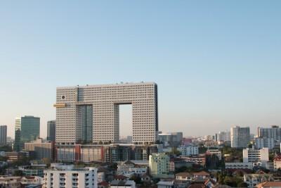 泰国曼谷「大象楼」