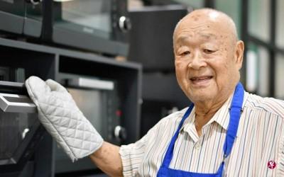 方辉从积极学烘焙,决定要创业开蛋糕店。