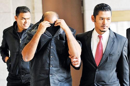 涉嫌包庇赌博活动收贿的马六甲中区副警监,获布城推事庭允以5万令吉保外候审。