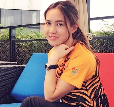 跳水美女梁敏仪第11次参加东南亚运动会。