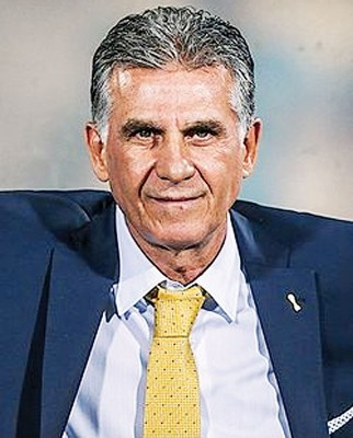 卡洛斯·奎罗斯
