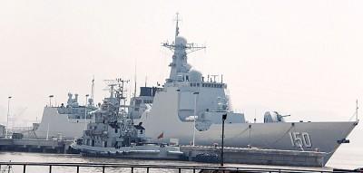 长春号是中国人民解放军海军第三艘052C型导弹驱逐舰。