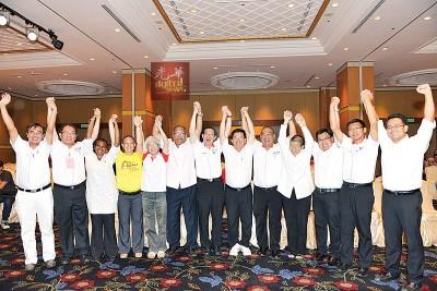 槟希望联盟则以505大选倒不了国阵,但是按巩固政权执政槟州,希冀中错误7啊槟首长林冠英。(档案照)