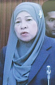 反对党领袖查哈拉质疑,州政府是否刻意隐瞒槟榔医院在太子道的扩建计划。
