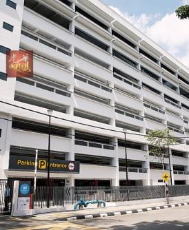槟安医院新多层停车场现已正式启用。