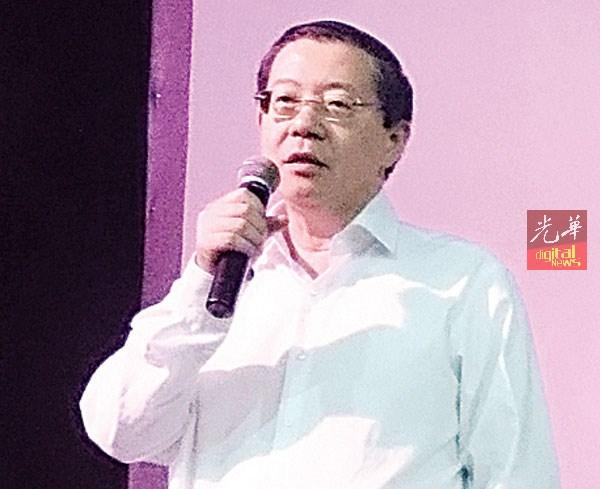 林冠英坦言,虽然目前并不晓得到底希联槟州政府获得多少马来选民的支持,不过相信具有一定人数。
