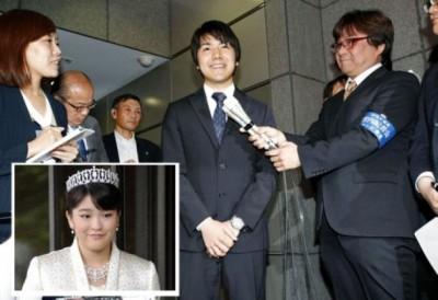 小室当东京见传媒(多少图为真子公主)。