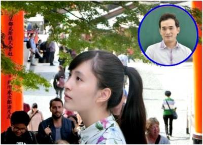 林女之小人称女儿已被补习名师诱奸,出网民肉搜出疑似是涉事补习名师陈星(些微图)。