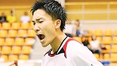 """桃田贤斗获得日本网友支持不必""""排队""""等出国比赛机会。"""