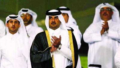 阿勒萨尼家门自1919百年中执政卡塔尔,现阶段上为塔米姆。