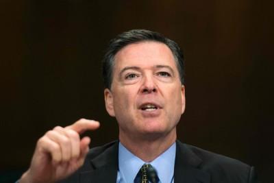 高铭供词显示特朗普曾干涉FBI调查。(法新社照片)
