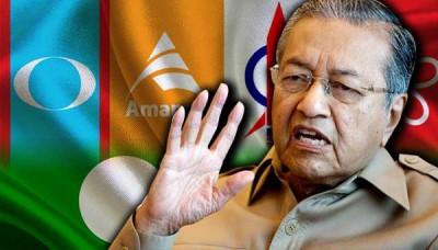 公平党同意于马哈迪任希联总裁?