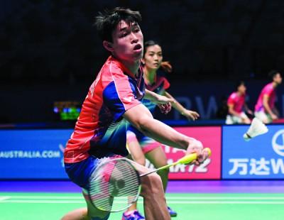 陈健铭/赖沛君战胜奥运冠军!