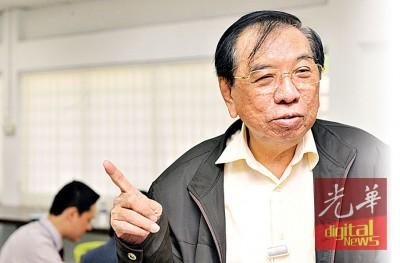 谢诗坚认为,希联仍存在内部问题及争议,当中包括推选出一个适当的首相人选。