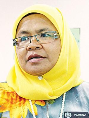 威省市政局主席麦姆娜从7月1日起接任为槟岛市长。