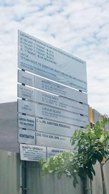 位于威南淡汶的劳工宿舍经在2月3日动工。