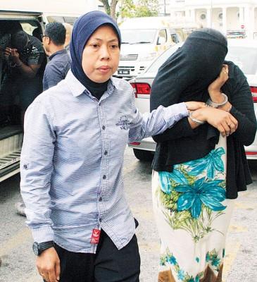 30岁女房东亦遭警方扣押。