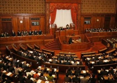 日本参议院通过强奸罪刑罚修改的法案。