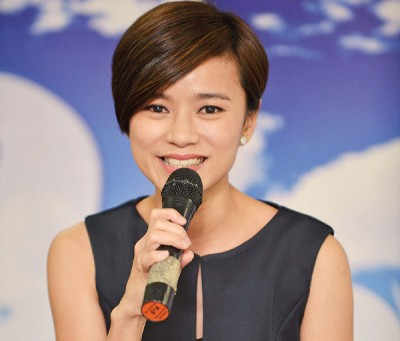 陈丽亭出任《2017寻找天使》主持人,她表示希望以正面影响力吸引正向力量。