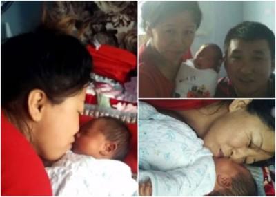孕妇毫无征兆下突发心脏病离世,结果丈夫拍下的短片变成母子两口之最终记录。