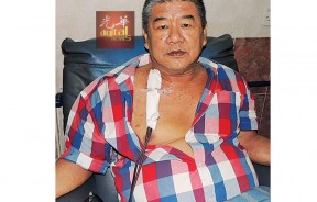 郑锦福要筹3万令吉洗肾治疗费。