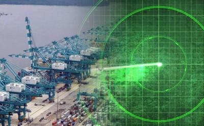据消息人士透露,价值数百万令吉的高科技军事雷达系统在丹绒伯乐巴斯港口不翼而飞!