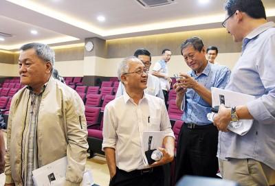 2017年至2020年钟灵三校董事会改选,当中可见该会原任董事长拿督郭显荣。