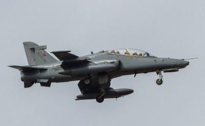 """大马皇家空军一架""""鹰式108""""战机周四早于彭亨及上嘉楼边境一带失联!"""
