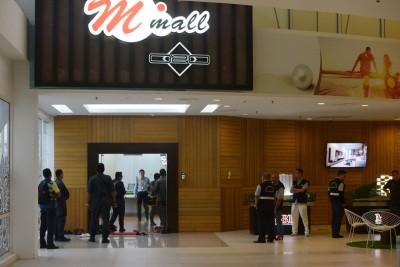 MBI旗下的M Mall早前遭执法单位调查。(档案照)