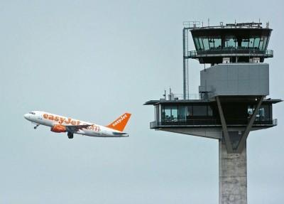 易捷航空公司班机被迫转降德国科隆。