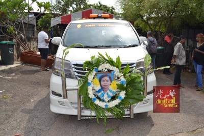 44东女死者周三举殡。