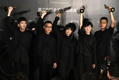 草东是本届金曲奖大赢家。