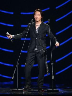 陶喆出席金曲奖颁奖嘉宾,却因麦克风故障导致他的发言屡被消音。