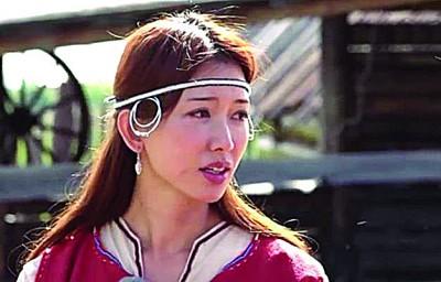 林志玲被要求骑马,忍不住含泪苦求。