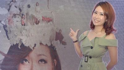颜愫蓉即将举办演唱会,带着梦想踏上大舞台。