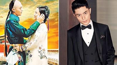 周迅(左图右)和霍建华合演《如懿传》,两人片酬备受关注。