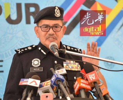 马兹兰表示警方将会在隆市进行6次马来亚虎演习行动,以确保东运会在安全的情况下进行。