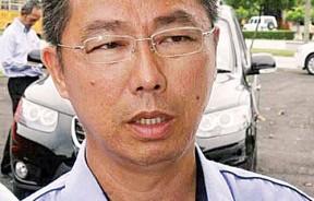 陈书北:马来海啸是反对党来届大选的期许和盼望。