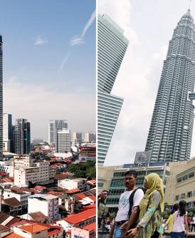 槟城生活消费指数已超越吉隆坡。
